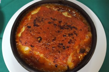 Lasagna O'Sole Mio