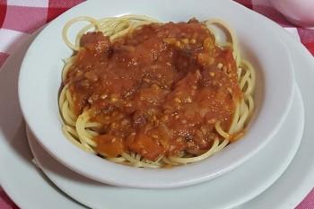 Spaguetti Matriciana